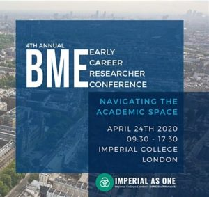 BME ECR event banner