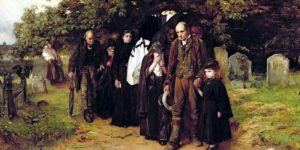 Traditions of Death and Burial Image